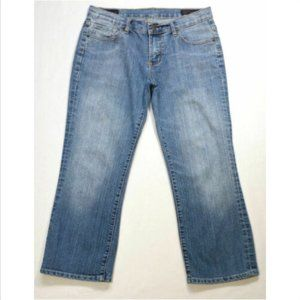 COH Jeans 28x23.5 Kelly #085 Bootcut Capri 1583E1M